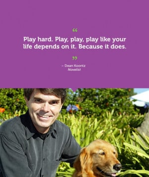 Dean Koontz Quotes And Sayings