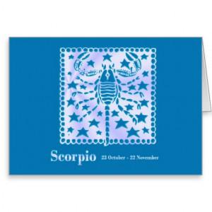 Scorpio Happy Birthday With