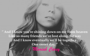 Mariah Carey Song Quotes Tumblr Keys quotes about love.