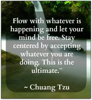 Chuang Tzu Quotes