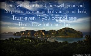 ... god jesus jesus christ inspiration quote quotes faith heart soul trust