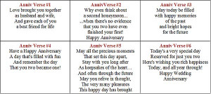 50th Wedding Anniversary Poems And Quotes