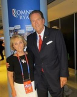 Keith Fitzgerald's sister endorses Vern Buchanan for Congress