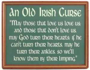 Irish Jokes, Sayings and Proverbs - From My Irish Hubby!
