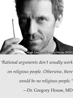 Dr Gregory House Quotes