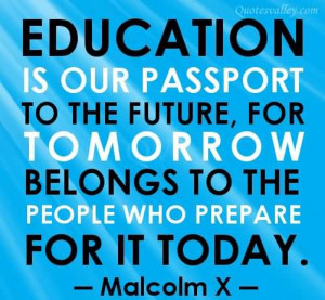 Nice & Cute education Quotes