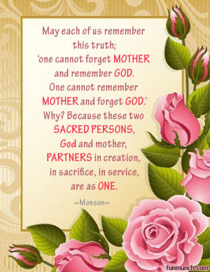 day quotes and poems good mothers day quotes daughter good mothers day ...