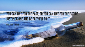 inthemovie:Quote from Message In a Bottle by inspiraday