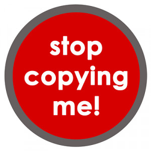 All Graphics » STOP COPYING ME