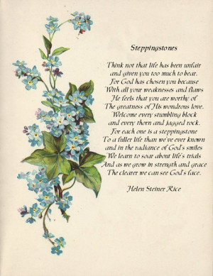 Helen Steiner Rice Quotes & Sayings