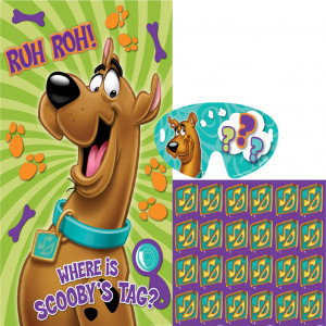 Scooby Doo Birthday Games