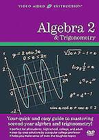 Math Literacy for Everyone - Algebra 2 & Trigonometry