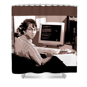 Michael Shower Curtains - Office Space Michael Bolton Movie Quote ...
