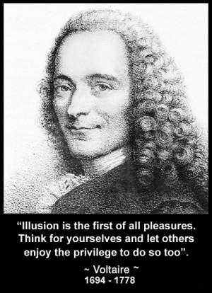 Voltaire Philosopher Enlightenment Voltaire was a versatile