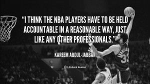 NBA Players Quotes