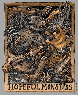 The Hopeful Monster Hypothesis