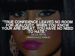 Nicki Minaj Quotes And Sayings Nicki minaj quotes