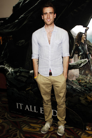 ... Us Not Forget That Neville Longbottom, AKA Matthew Lewis, Is Perfect
