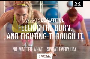 What's Beautiful? Female Athletes!