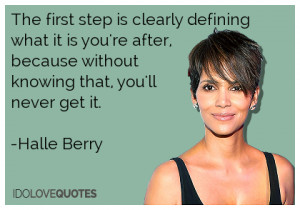 Halle Berry Quotes