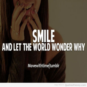 incoming search terms swag quotes about smile swag quote about smile ...