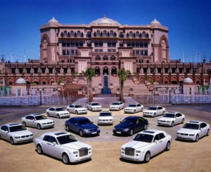 Hassanal Bolkiah Cars