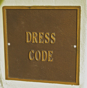 Dress Code for Teachers….why the nerve of some people.