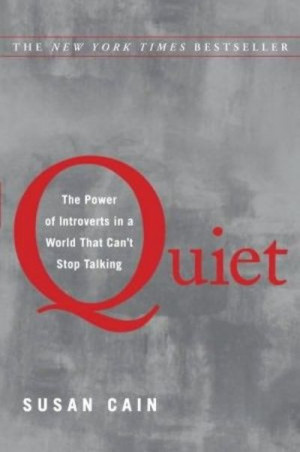 Being quiet doesn't mean your sad.
