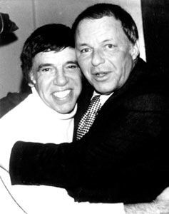 Frank Sinatra and Buddy Rich...MY favorite drummer!! web source ...