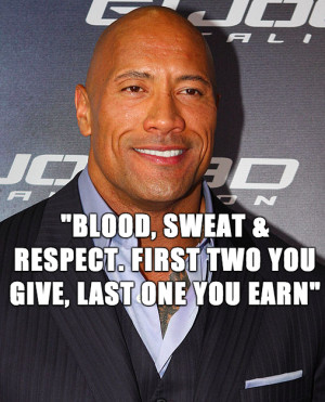 10 of the absolute greatest quotes from Dwayne 'The Rock' Johnson