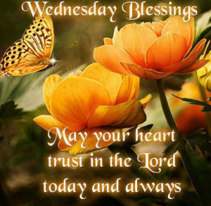 Blessed Wednesday Quotes Wednesday blessings