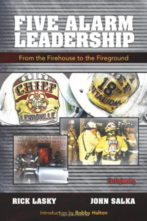 Fire service leadership books