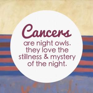 Cancer Zodiac...