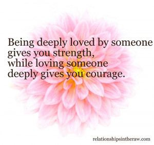 Strength and courage. #quotes