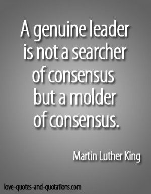 Leadership Quotes: Discovering