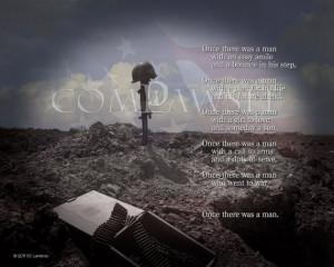 Combat Memorial, Soldier's Cross, Tribute to America's Fallen Soldiers ...