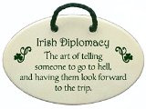... Irish sayings and quotes about Irish people who can make everything