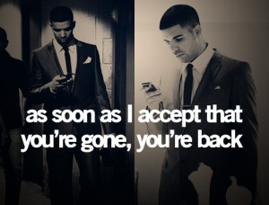 black and white, drake, photography, quotes, text