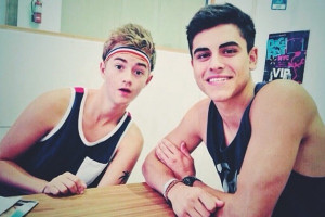 Jack and Jack From Vine