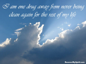 Go Back > Gallery For > Drug Addiction Recovery Quotes