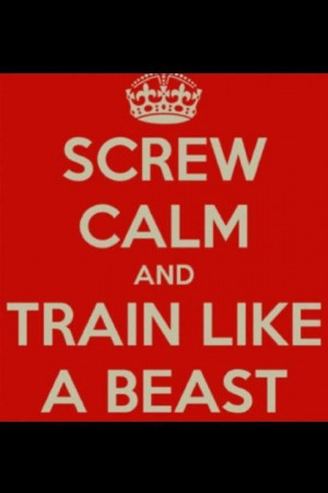 Beautiful Beast, Keep Fit Quotes, Exercies Motivation, Workout Quotes ...
