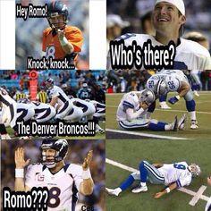 Tony Romo joke
