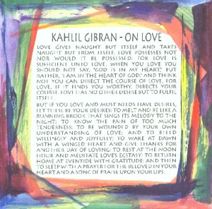 Related Pictures kahlil gibran love marriage