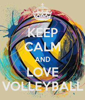 Love Volleyball Backgrounds Take your love for volleyball