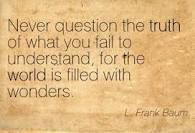 frank baum quotes - Google Search