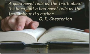 Chesterton Quote, funny quote, picture, story