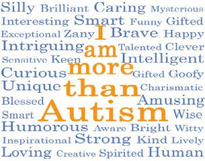 Autism Quotes For Parents Autism at 20 months old.