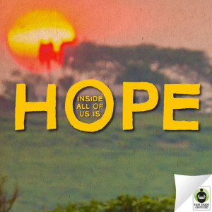 Hope for a better future.