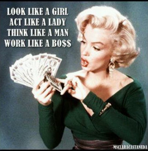 ... 163 notes marilyn marilyn monroe quotes girl quotes boss boss quote