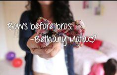 Bethany Mota More